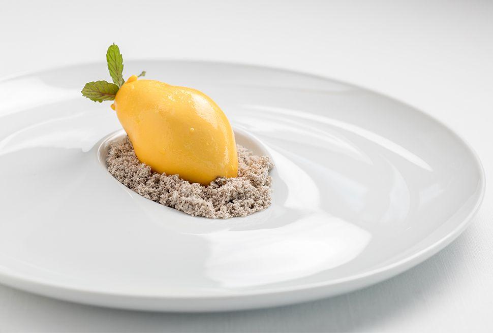 Pierfranco Ferrara Il Limone Ristorante Il Faro Di Capo D Orso Arti Culinarie Presentazione Di Cibo Gourmet