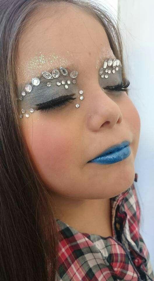 Maquillaje de Fantasía, Evento de Navidad Patidronomo ...