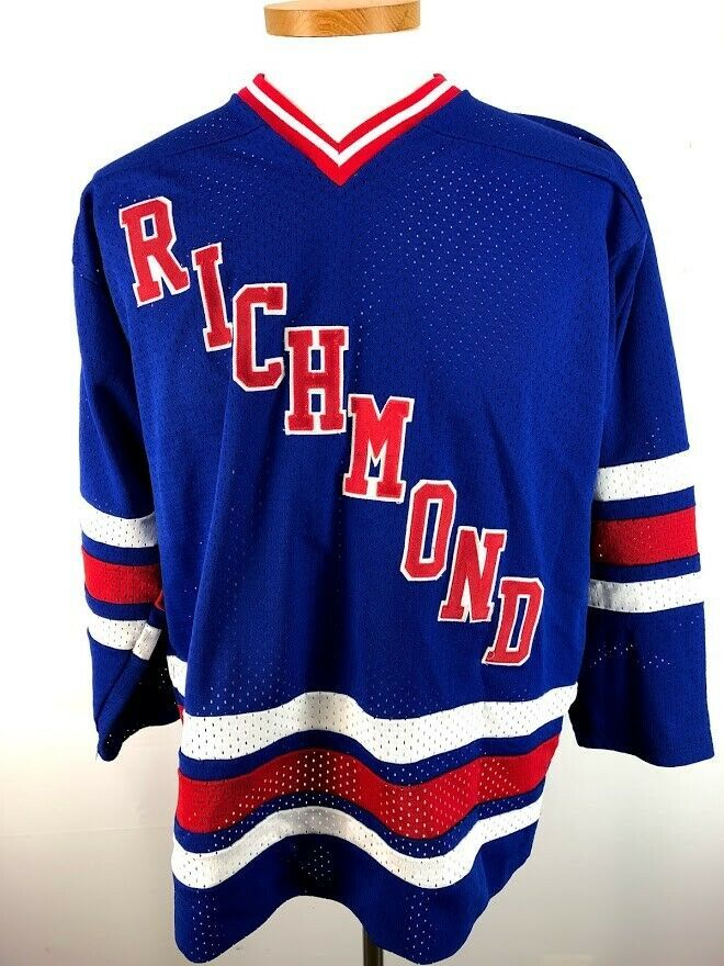 premium selection 5dd89 149ed Vintage University of Richmond Spiders NCAA Hockey Jersey ...
