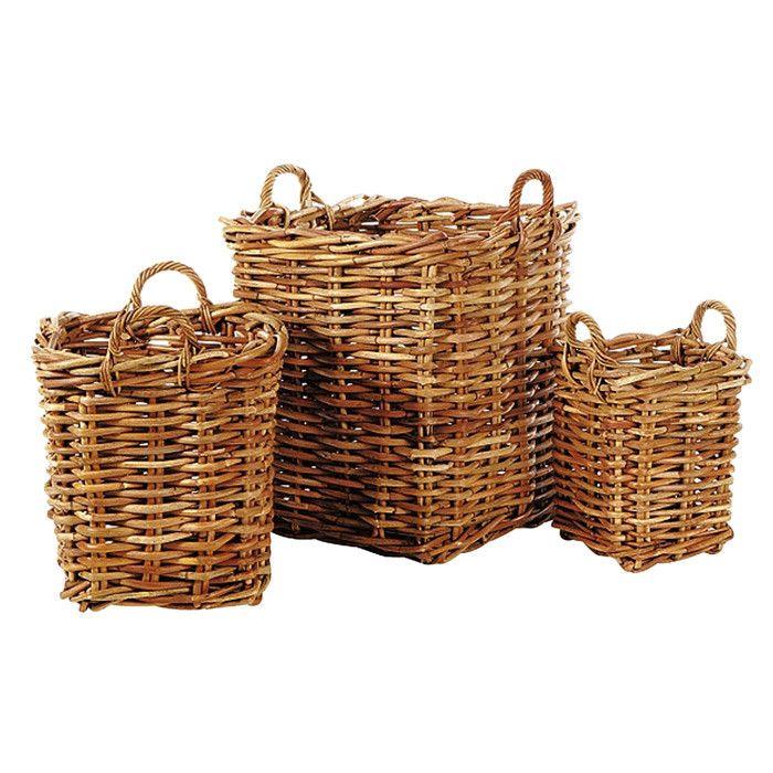 Clara Rattan Basket