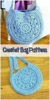 Crochet Bag Pattern,  #bag #Crochet #PATTERN  Crochet Bag Pattern,  #bag #Crochet #PATTERN,  #DiyAbschnitt, Diy Abschnitt,    This image has get 0 repins.    Author: Natalie Berry #Bag #Crochet #pattern