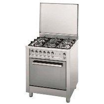 Cocina Ariston A Gas Ancho 70 Cm 5 Hornallas Spiedo Electrodomesticos Ofertas Y Promociones Departamentos
