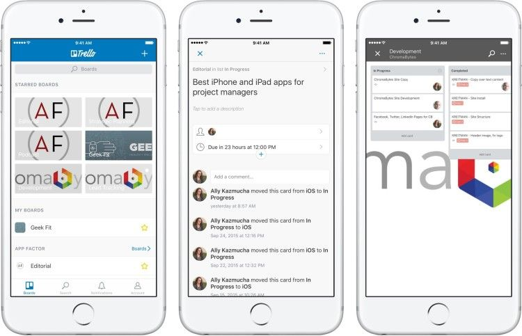 Best project management apps for iPhone, iPad, and Mac