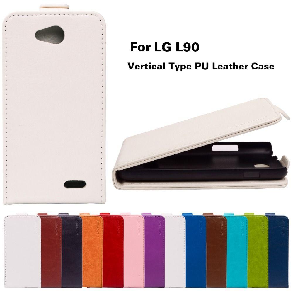 Click To Buy Luxury Vertical Pu Leather For Lg L90 Flip Love Mei Powerful Bumper Case Xiaomi Mi Note 2 Original 100