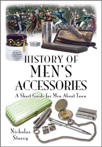 This idiosyncratic book takes the reader on a fascinating journey, from high-end grooming and care, including open razors, strops and Belgian waterstone; silver-tipped badger shaving brushes, shaving soaps and D R Harris's Pick-me-up, loofahs and sponges, through colognes and scents, including history, constituents, triggers and individual colognes, then into dressing accessories, such as slippers, watches, cufflinks and shirt studs, and tie pins, even how to assess precious stones as well…