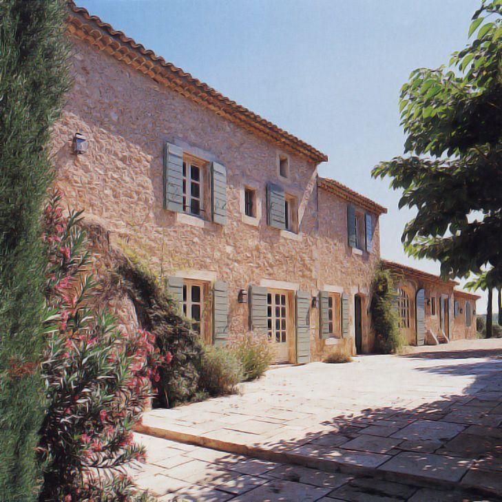 maison et decors bosc architectes saint remy de provence luberon