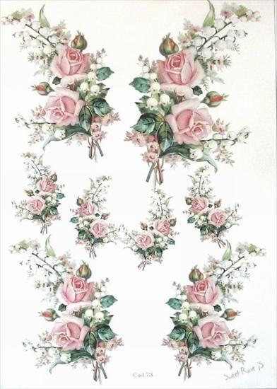 Wzory Kwiatowe Do Decoupage Decoupage Izyda55 Chomikuj Pl Decoupage Vintage Decoupage Paper Vintage Flowers