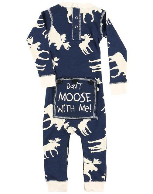 9d0296417ac0 Blue Classic Moose Infant Flapjacks