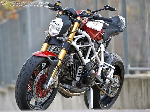 Pursang Is The Latest Custom Out Of Spanish Motorcycle Garage Radical Ducati Already Famous For Their