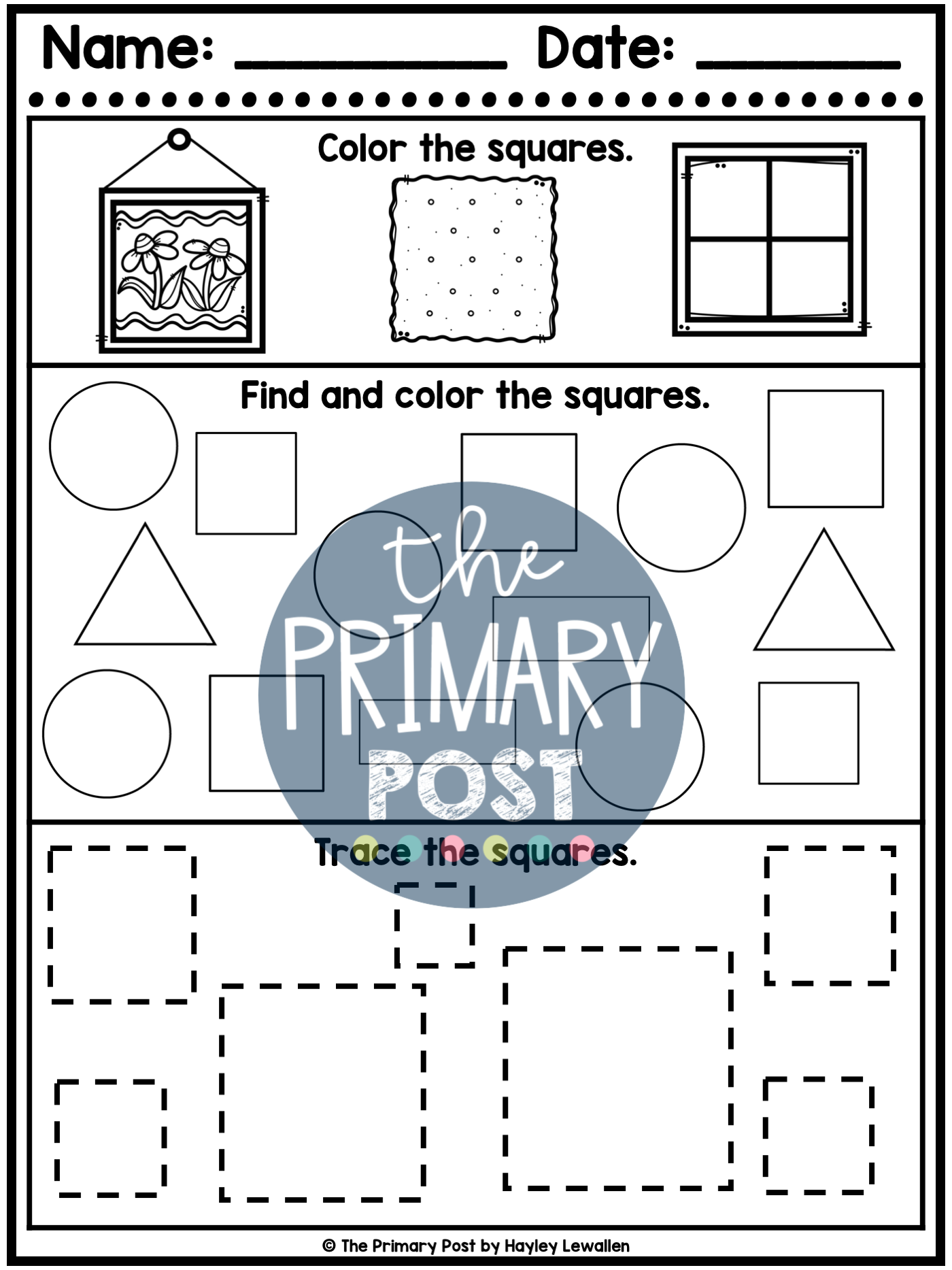 2d Shapes Worksheets Shapes Worksheets Teaching Shapes Shapes Worksheet Kindergarten [ 1867 x 1400 Pixel ]