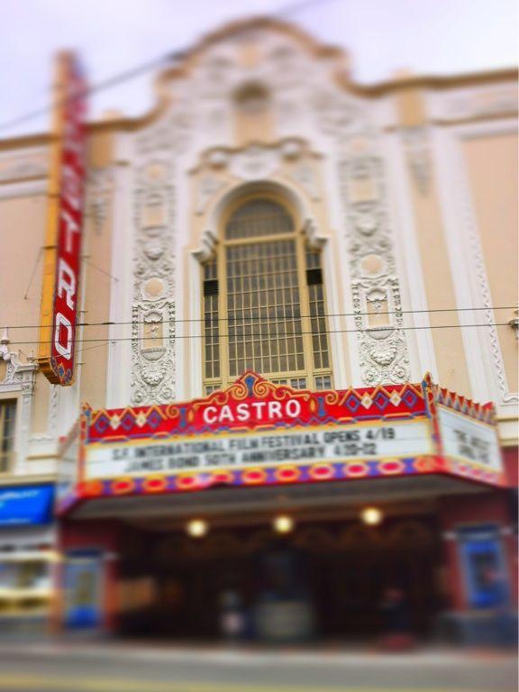 Castro Theatre San Francisco