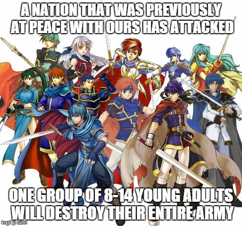 Image result for fire emblem gba characters