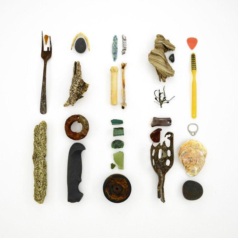 paulaart:  Beachcombing Series No. 27 by quercusdesign