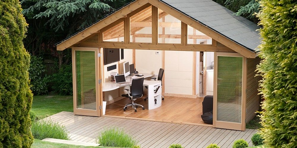 Pin by Jackie Jessie B on garden office Pinterest Garden office