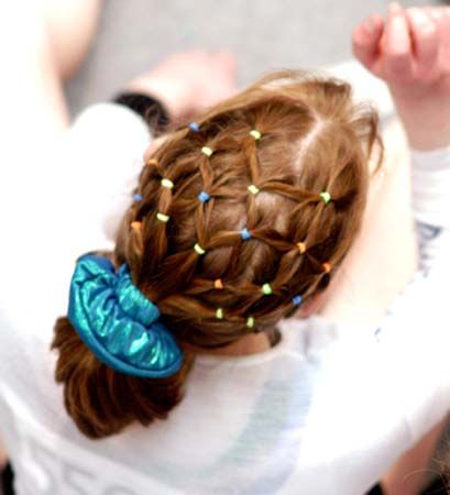 Outstanding Spider Web Hairstyle Hair Styles Hair Designs Celebrity Haircuts Natural Hairstyles Runnerswayorg