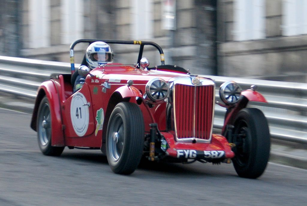Pin by Pete Knowles on MG T types and Pre War Racer Cars | Pinterest ...