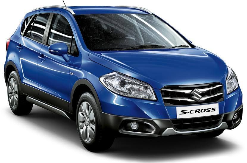 No Automatic Gearbox Petrol Engine For Maruti S Cross Upcoming
