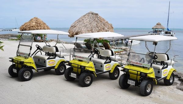 Carts Belize Golf Cart Rental San Pedro Rent The Carts Ahead