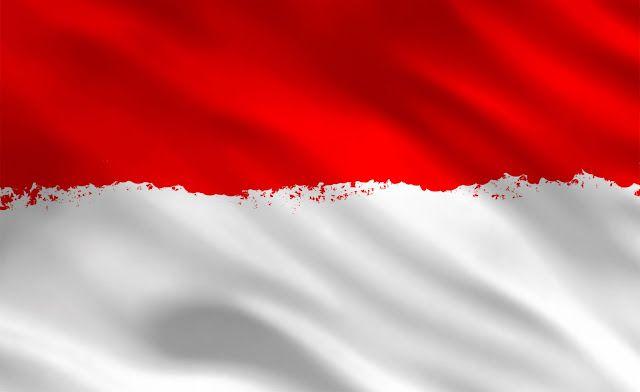 28 Koleksi Background Bendera Merah Putih Keren