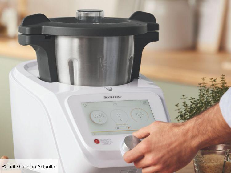 Faut Il Vraiment Acheter Le Robot Monsieur Cuisine Connect De Lidl Robot Monsieur Cuisine Silvercrest Monsieur Cuisine Monsieur Cuisine Recette