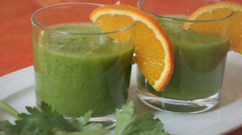 agua de te verde para quemar grasa abdominal