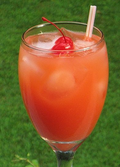 Vodka Cranberry Orange Juice Grenadine