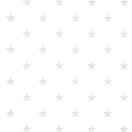 Vliestapete Sterne grau \'Stars & Stripes\' | Grauer star, Tapeten und ...