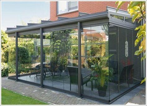 20 Beautiful Glass Enclosed Patio Ideas Enclosed Patio Patio Backyard Gazebo