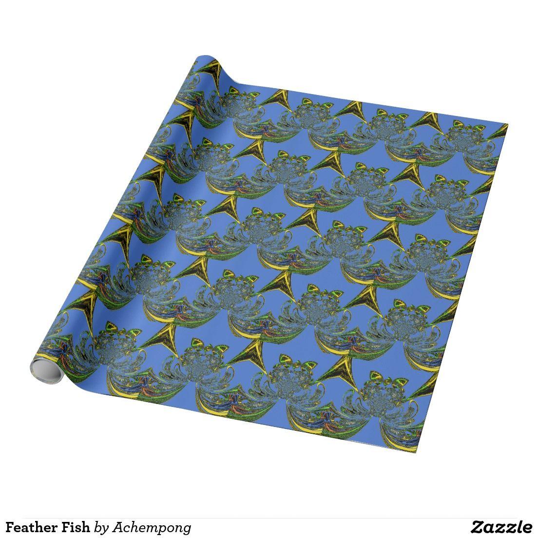 Feather Fish #Hakuna Matata beautiful #Fantastic Feminine Design Gifts - Shirts, Posters, Art, & more Gift Ideas