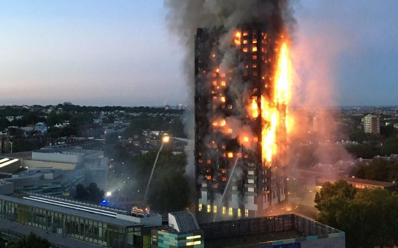 """Police investigating the Grenfell Tower fire have concluded there are """"reasonable grounds"""" to suspect the Royal Borough of Kensington and Chelsea (RBKC) and the council's Tenant Management Organisation (TMO) may have committed corporate manslaughter."""