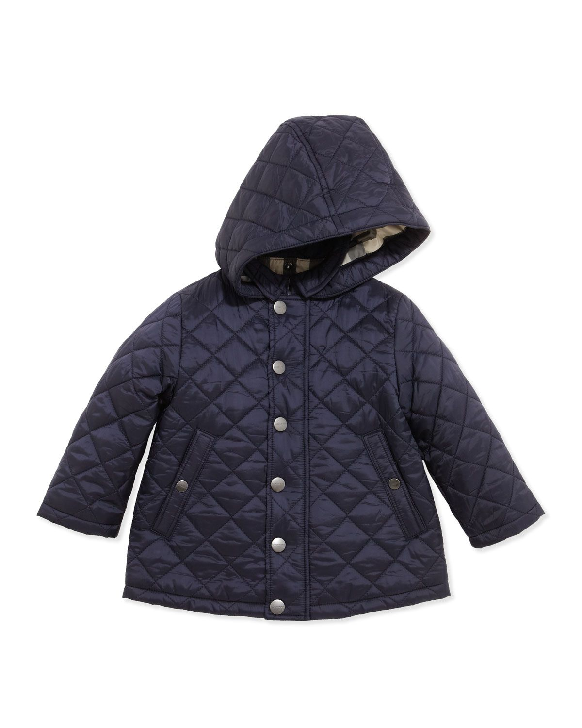 fd1391857bdf Jerry Lightweight Quilted Jacket with Hood