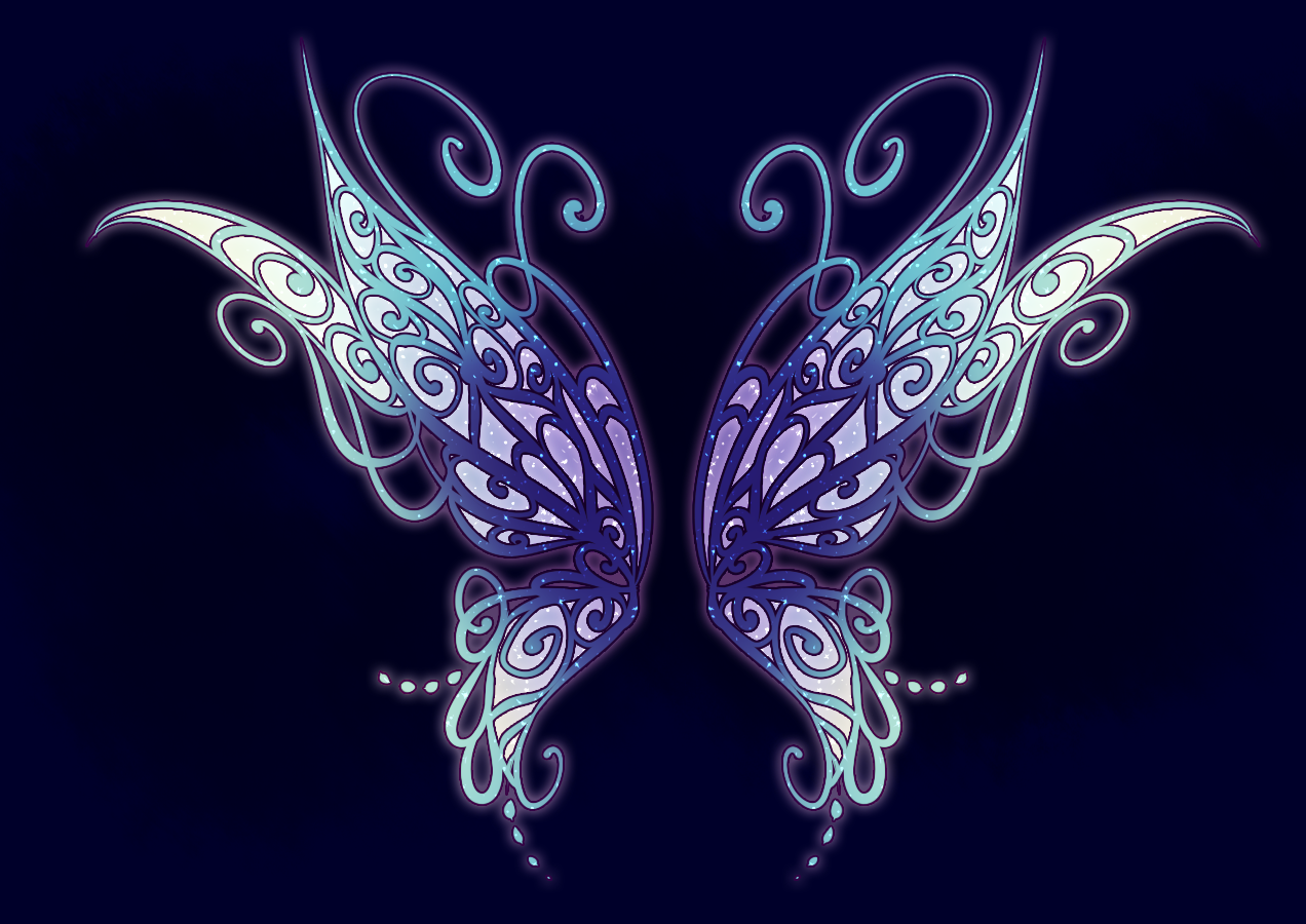 Adoptable Wings Closed By Dornenspieler Deviantart Com On Deviantart Wings Drawing Fairy Wing Tattoos Butterfly Wing Tattoo
