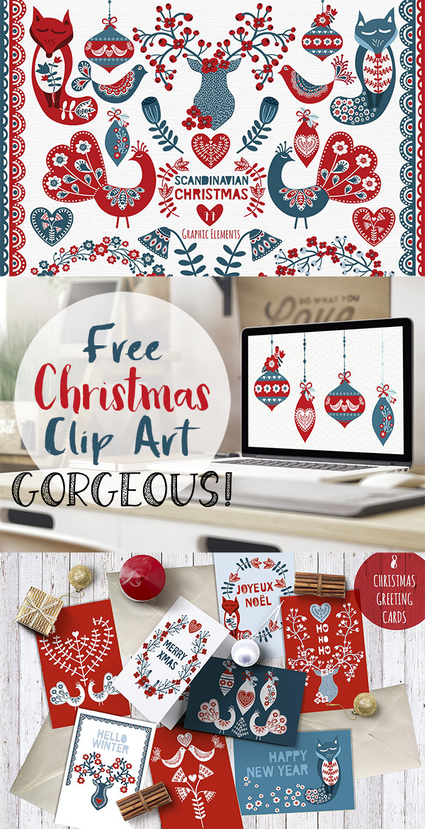 All Products Free Pretty Things For You Norwegian Christmas Christmas Graphics Scandi Christmas