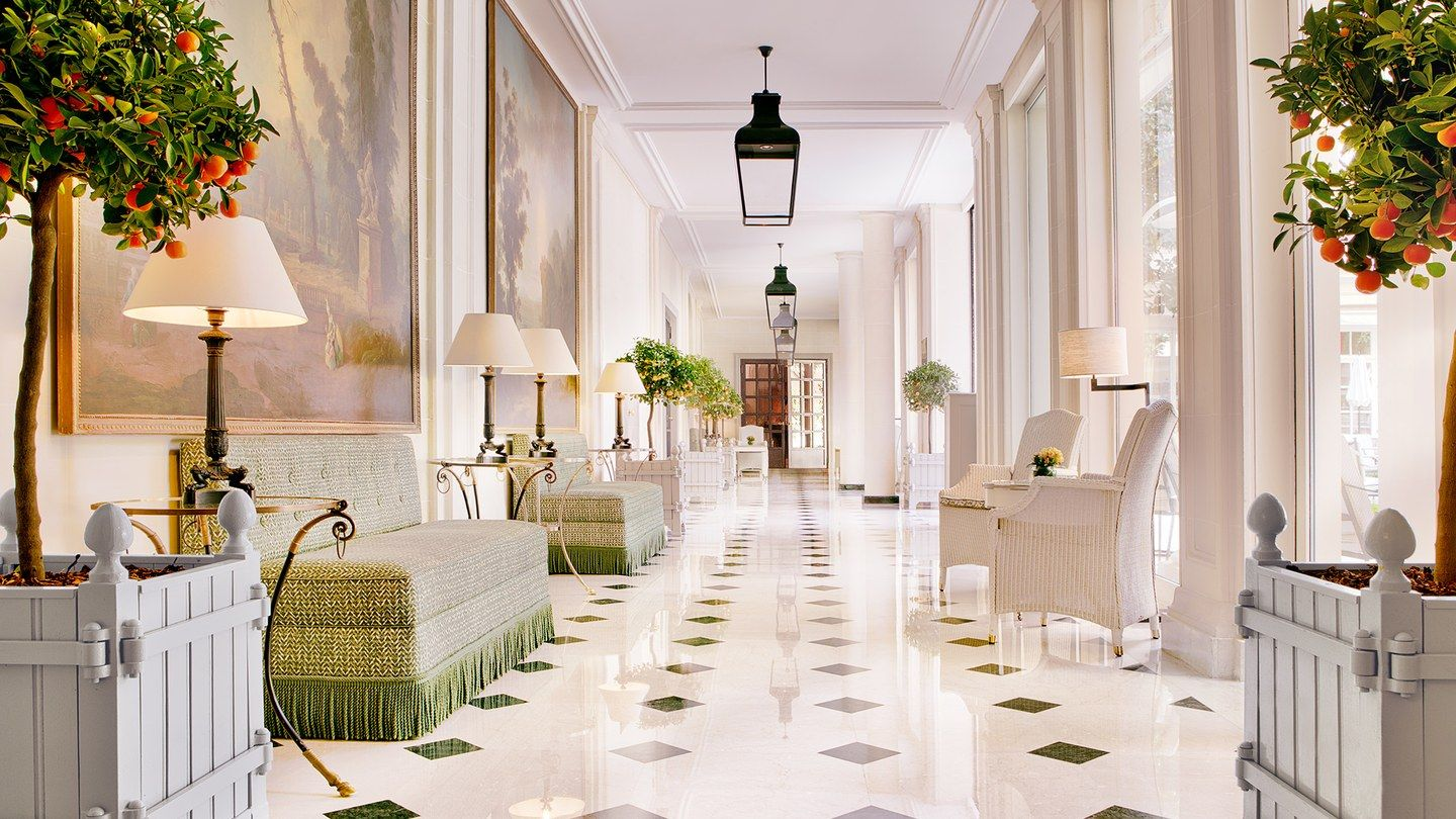 42 Best Hotels In Paris Bristol Paris Paris Hotels Best Hotels