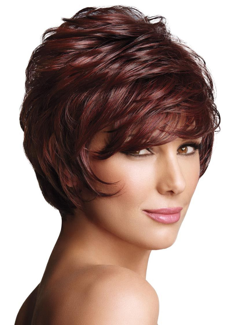 Darkauburn beauty pinterest dark auburn synthetic wigs and wig