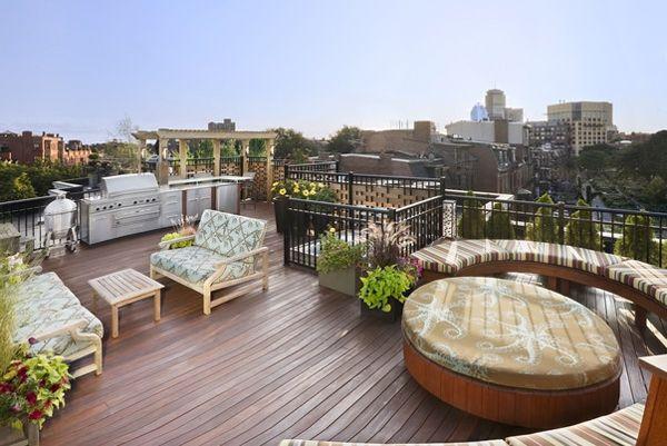 Outdoor Küche Dachterrasse : Küche design outdoor home design ideen