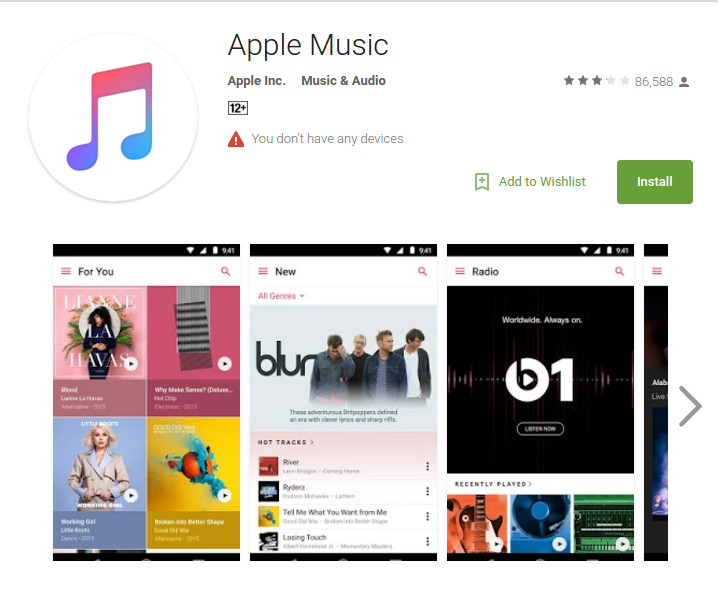 10 Best Music Streaming Apps And Free Mp3 Downloads For Android Music Converter Music App Apple Music