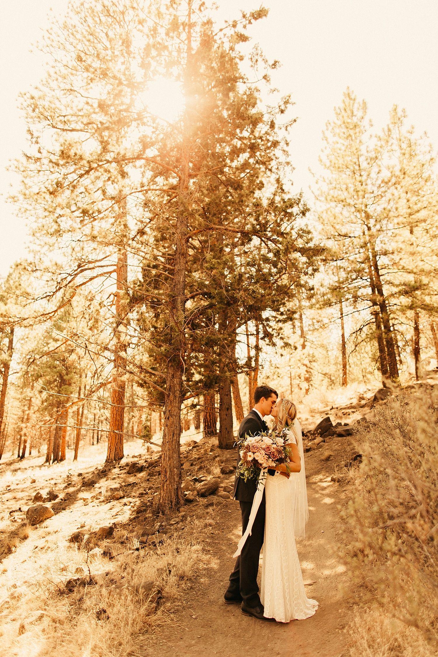 Bend Oregon Wedding // Bend, OR // Sommer + Chris | Oregon ...