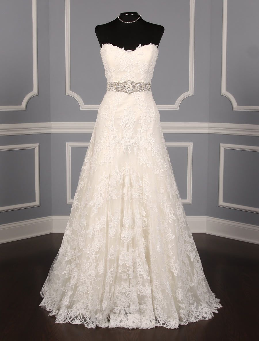 Discounted Designer Wedding Dresses Up To 90 Off Retail Your Dream Dress Discount Designer Wedding Dresses Perfect Wedding Dress Aline Wedding Dress
