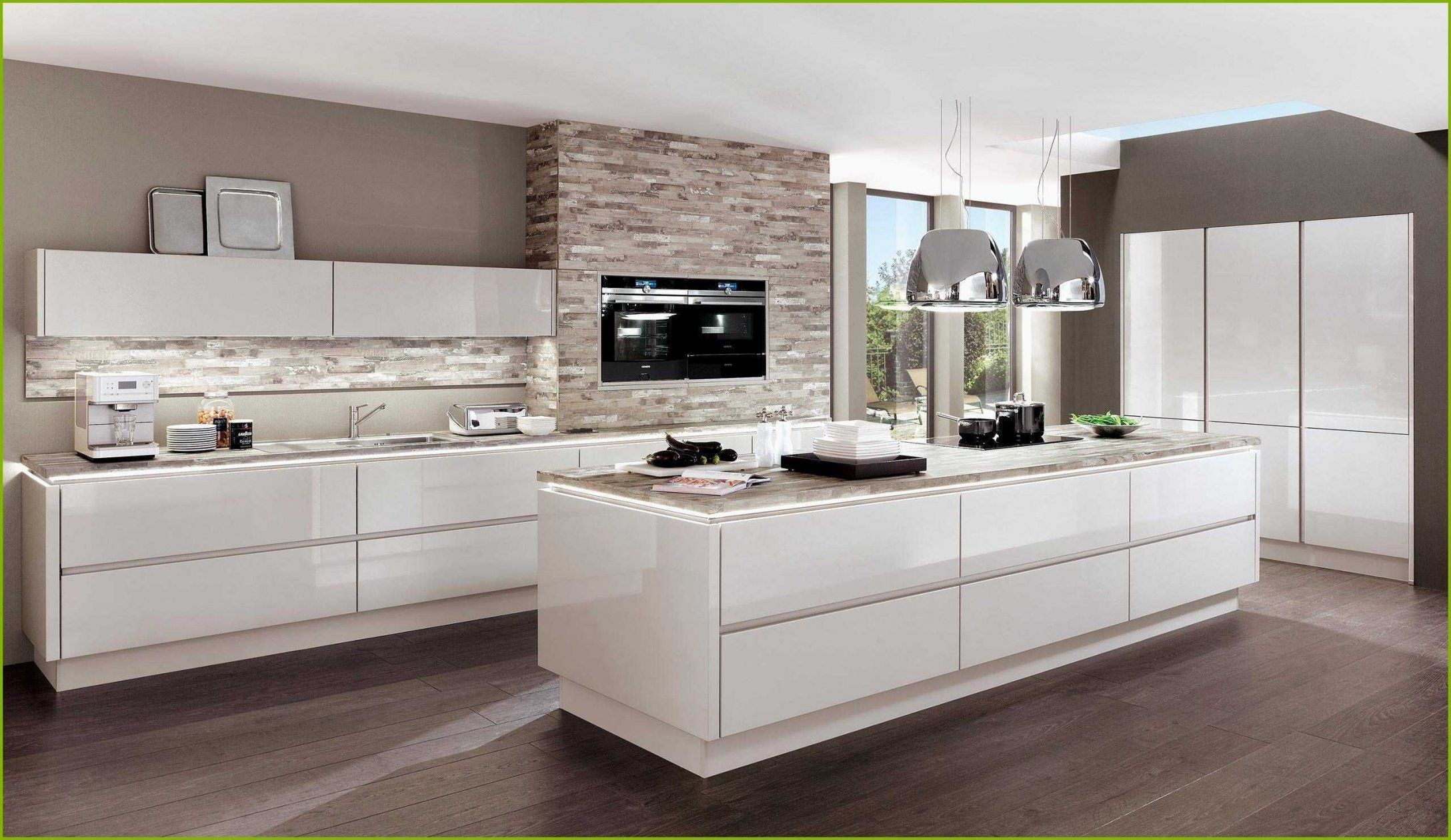 Wohnideen Kuche Weis Ohne Griffe Zusammen Einzigartig Ikea Kuche Von Ikea Kuche Ohne Griffe Bild Nobilia Kitchen Home Kitchens Luxury Kitchens