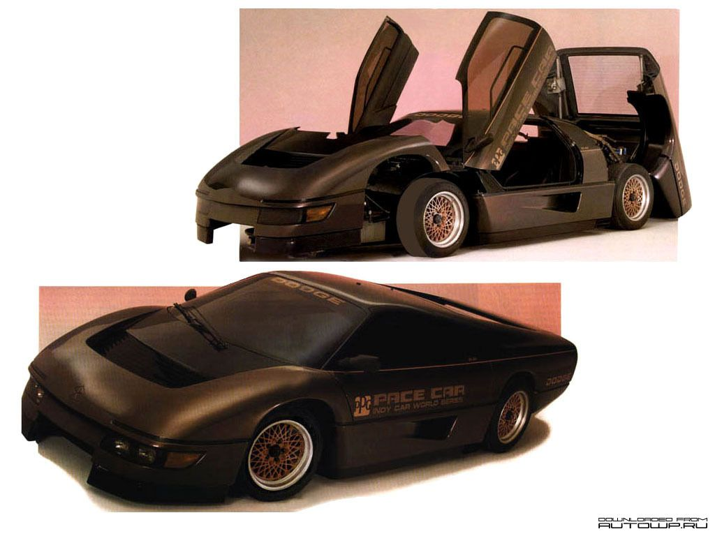 The Wraith 80 S Like Outrageous Concept Car Used In Movie