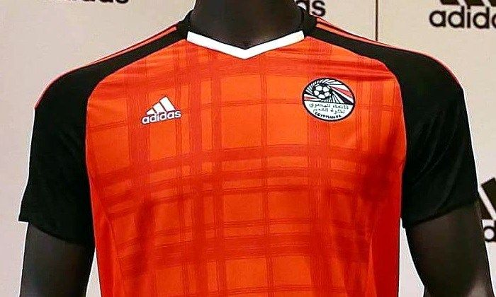 timeless design 51fdf ffe09 Egypt 2017 Africa Cup of Nations adidas Kits   Soccer ...