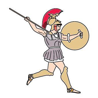 Kratos  God of War    Wikipedia Greek Mythology Pantheon god of war brief