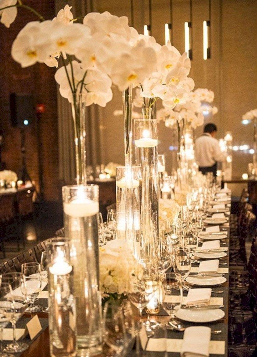 Romantic Elegance Wedding Inspiration Ideas 24 Weddings