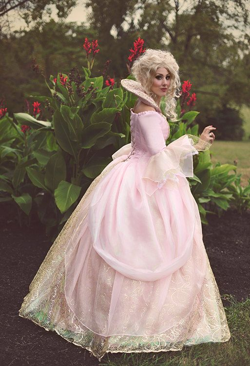 Upscale Fantasy Costume Fairy Godmother from by RomanticThreads