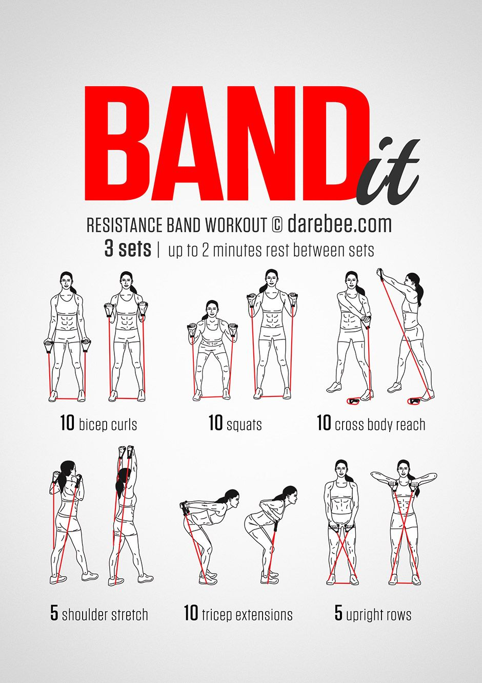 workout youtube it minute resistance do bands real watch anywhere time band work