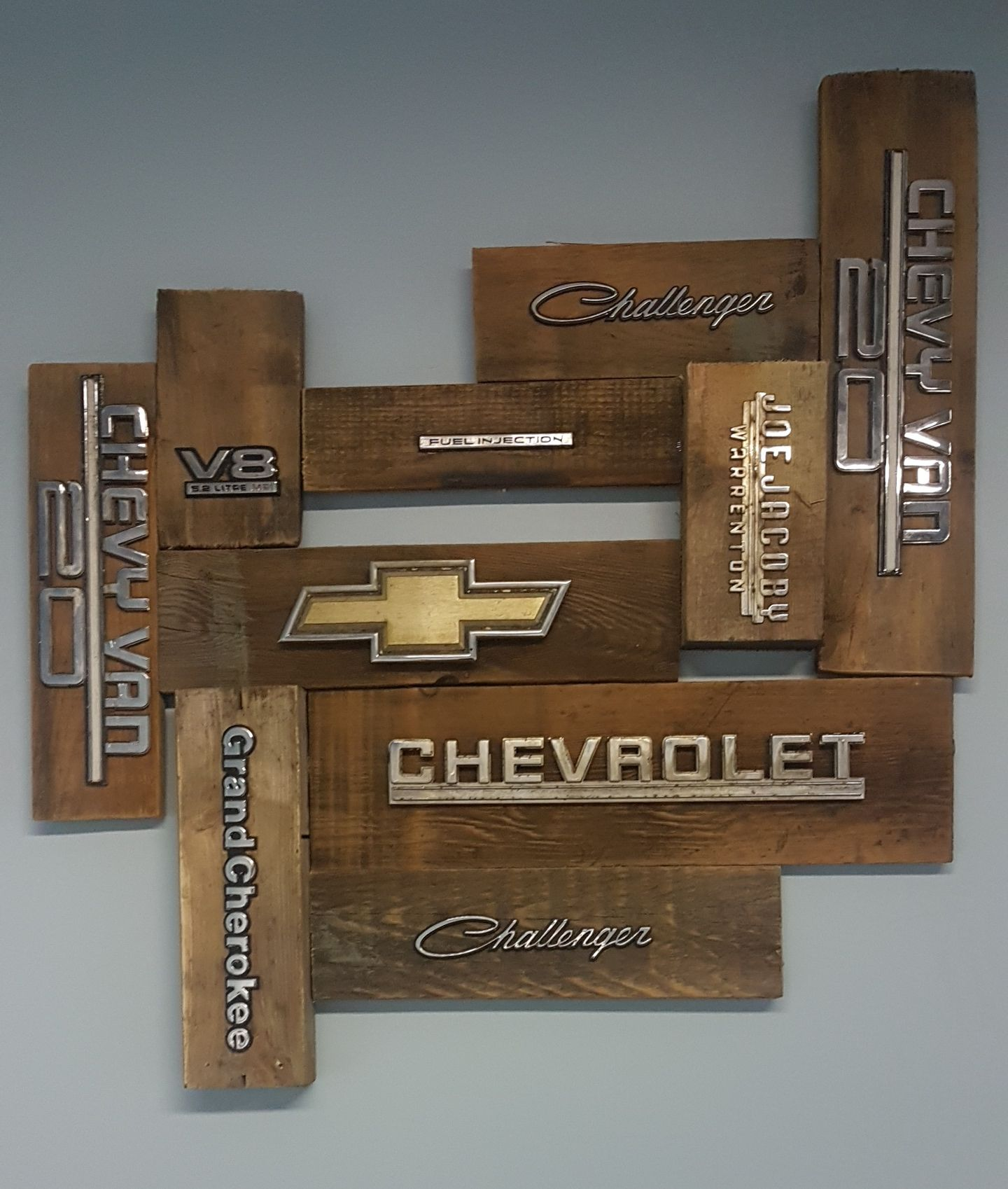 Carporn Wall Art Car Part Furniture Car Parts Decor Mechanic Shop Decor