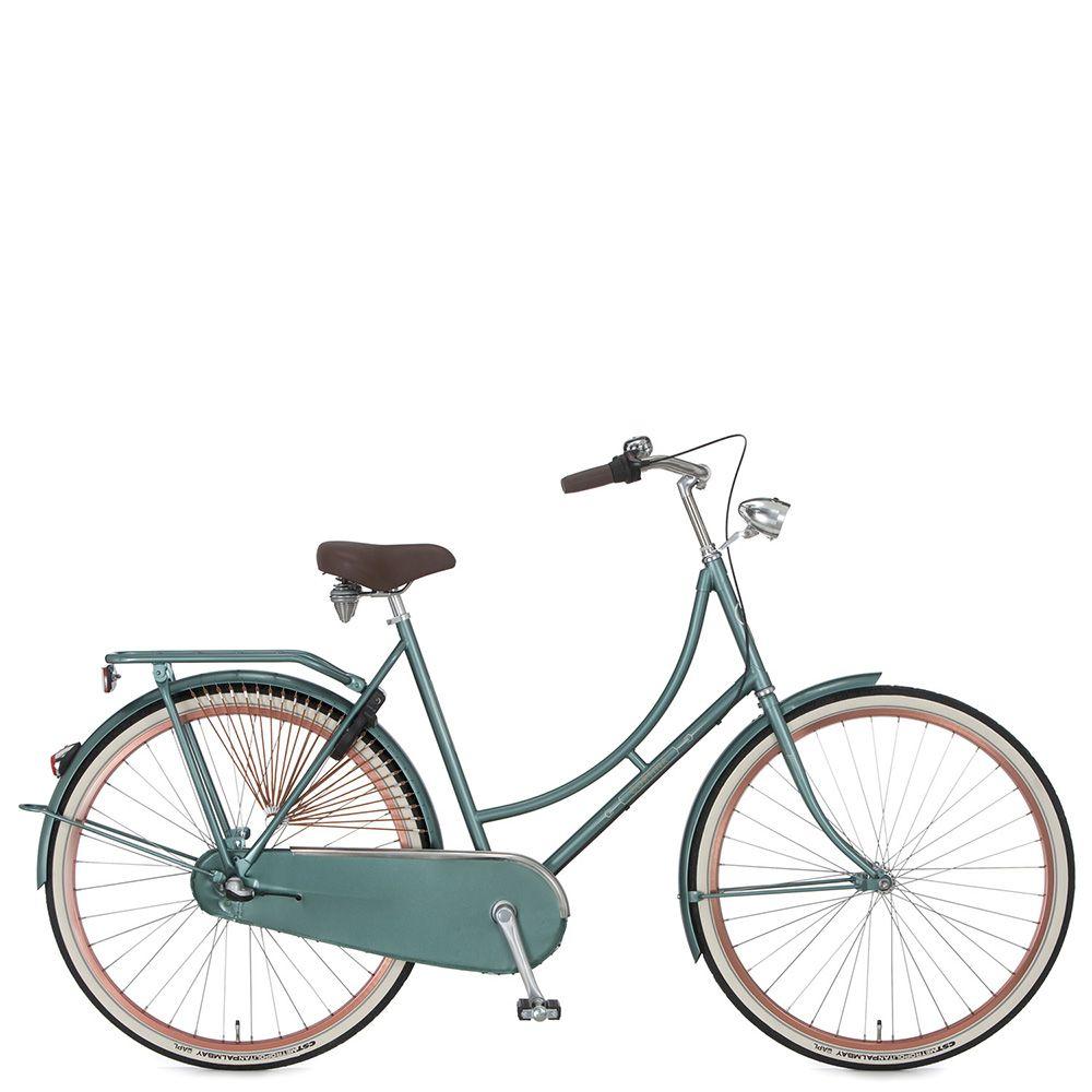 986fadbc282 Cortina Womens Bike Soul 57cm 3S Jade Green | Inspiration Clothes ...