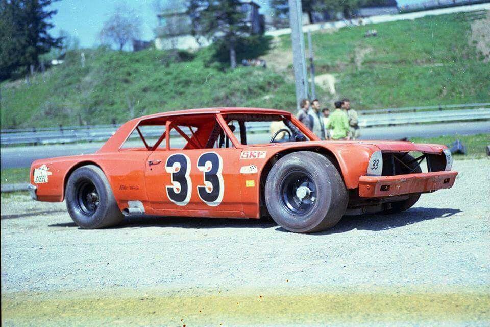 Gordy Hemrich B.C. Canada Stock car racing, Stock car