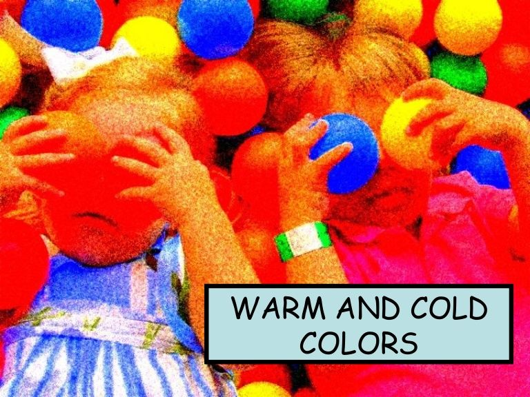 warm-and-cold-colors by sergioaltea via Slideshare